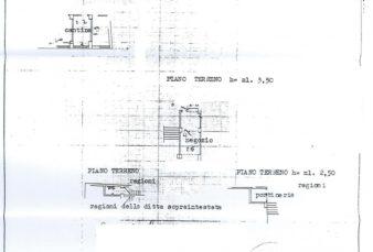 PARMA, VIA FARINI LATERALE, NEGOZIO/GARAGE